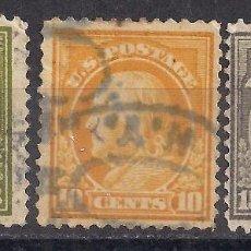 Sellos: EEUU 1912 - USADO. Lote 104169511