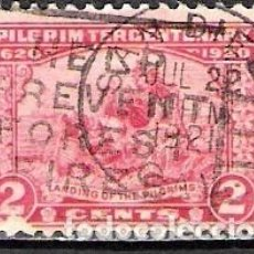 Sellos: EEUU 1920 - USADO. Lote 104170223