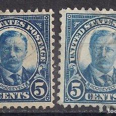 Sellos: EEUU 1922 - USADO. Lote 104173143