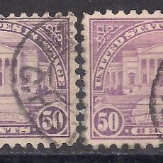 Sellos: EEUU 1922 - USADO. Lote 104175607