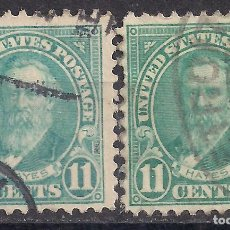 Sellos: EEUU 1922 - USADO. Lote 104176251