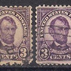 Sellos: EEUU 1923 - USADO. Lote 104178223