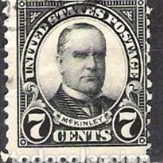 Sellos: EEUU 1923 - USADO. Lote 104178603
