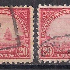 Sellos: EEUU 1923 - USADO. Lote 104179211