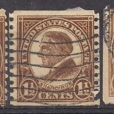 Sellos: EEUU 1925 - USADO. Lote 104377579