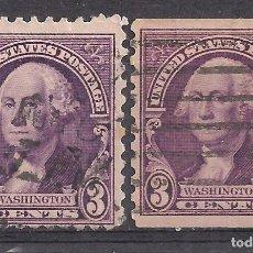 Sellos: EEUU 1932 - USADO. Lote 104385303