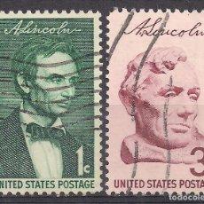 Sellos: EEUU 1959 - USADO. Lote 104524391