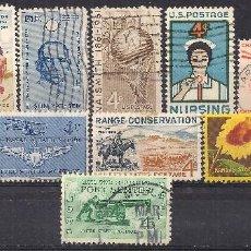 Sellos: EEUU 1961 - NUEVO Y USADO. Lote 104579459