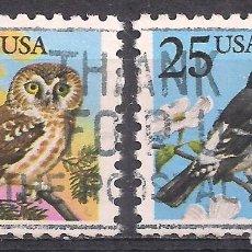 Sellos: EEUU 1988 - USADO. Lote 104877863
