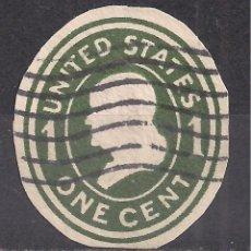 Sellos: EEUU 1907 - USADO. Lote 105452179