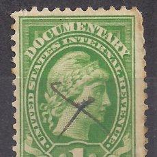 Sellos: EEUU 1917 - USADO. Lote 105781975
