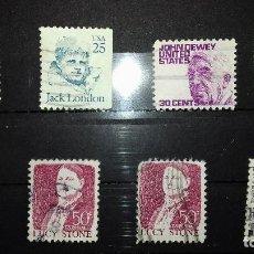 Briefmarken - USA - 110476247