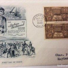 Sellos: 1948 INDIAN CENTENARI. Lote 111821427