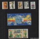 Sellos: U.S.A. MINT SET OF COMMEMORATIVE STAMPS. 1981, VER FOTOS. Lote 119335907