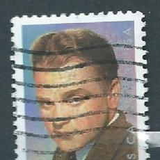 Sellos: ESTADOS UNIDOS 1999 LEYENDAS DE HOLLYWOOD: JAMES CAGNEY 33¢ SC 3329A YV 2921. Lote 121818919