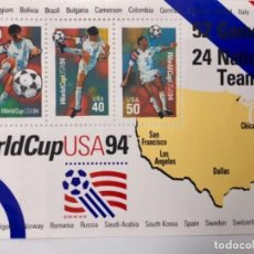 Sellos: WORLDCUP USA 94. Lote 123075667
