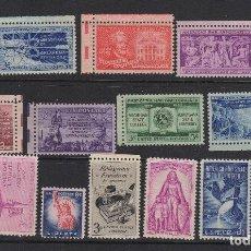 Sellos: 1952 / 1957 VARIOS SELLOS 15 UNIDADES ESTADOS UNIDOS MNH **. Lote 133310818