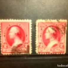 Sellos: EEUU, 1890, WASHINGTON, YT 71. Lote 139461458