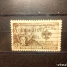 Sellos: EEUU 1950, BOY SCOUTS, YT 546. Lote 142088898