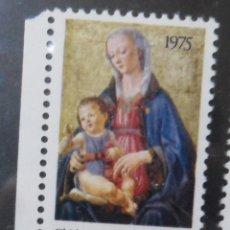 Sellos - SELLO - USA - CHRISTMAS 1975 - GHIRLANDAIO / NATIONAL GALLERY - NUEVO SIN CHARNELA - 143056758