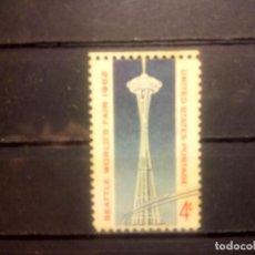 Sellos: EEUU 1962, FERIA INTERNACIONAL DE SEATLE. YT 729. Lote 143335034