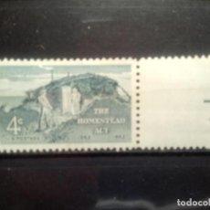 Sellos: EEUU 1962, CENTENARIO DE LA LEY SOBRE EL HÁBITAT. YT 731. Lote 143335634
