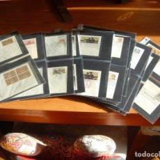 Sellos: SOBRES PRIMER DIA / INDIOS NORTEAMERICANOS / LOTE DE 68 SOBRES. Lote 144598950