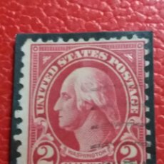 Briefmarken - united states of america postage. washington 2 cent. año 1932. usado - 145292510