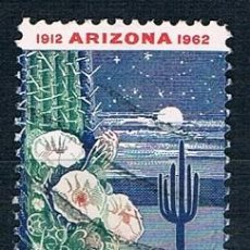 Sellos: EE.UU 1962 SELLO USADO YVES 724 SERIE. Lote 215306362