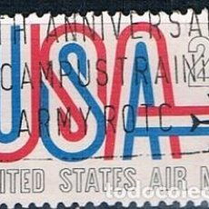 Sellos: EE.UU 1968 SELLO USADO YVES PA71. Lote 151462282