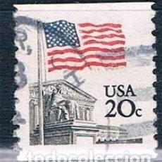 Sellos: EE.UU 1969 SELLO USADO YVES 896A. Lote 151462286
