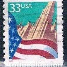 Sellos: EE.UU 1999 SELLO USADO YVES 2857. Lote 151462330