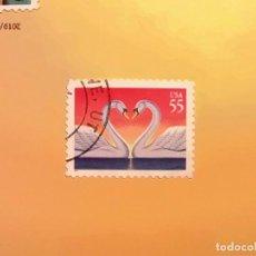 Sellos: USA - AVES - CISNE.. Lote 151484430