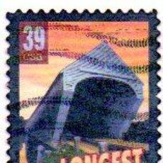 Sellos: USA.- SELLO DEL AÑO 2006, EN USADO. Lote 151860982