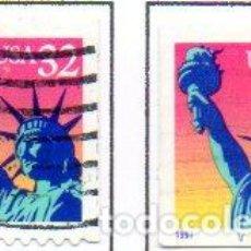 Sellos: USA.- SELLOS DEL AÑO 1997, EN USADOS. Lote 152204174