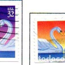 Sellos: USA.- SELLOS DEL AÑO 1997, EN USADOS. Lote 152204818