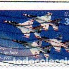 Sellos: USA.- SELLO DEL AÑO 1997, EN USADO. Lote 152205350