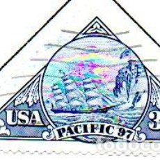 Sellos: USA.- SELLO DEL AÑO 1997, EN USADO. Lote 152205414
