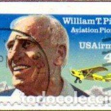 Sellos: USA.- SELLO DEL AÑO 1991, EN USADO. Lote 152205550