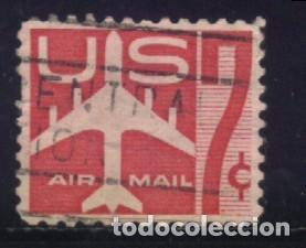 S-3125- ESTADOS UNIDOS. UNITED STATES OF AMERICA. USA. AIR MAIL. (Sellos - Extranjero - América - Estados Unidos)