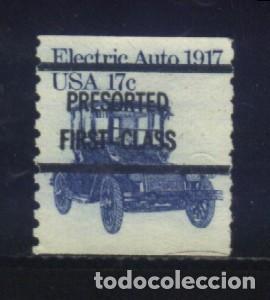 S-3137- ESTADOS UNIDOS. UNITED STATES OF AMERICA. USA. (Sellos - Extranjero - América - Estados Unidos)