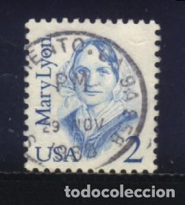 S-3138- ESTADOS UNIDOS. UNITED STATES OF AMERICA. USA. (Sellos - Extranjero - América - Estados Unidos)