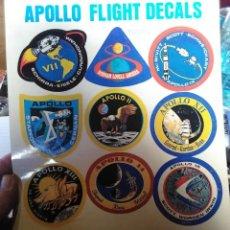 Sellos: APOLLO FLIGHT DECALS. Lote 158765106