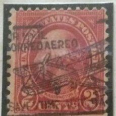Sellos: U.S. POSTAGE, 2 CENT, WASHINGTON, AÑO 1901. CUÑO ESPECIAL. Lote 159892006