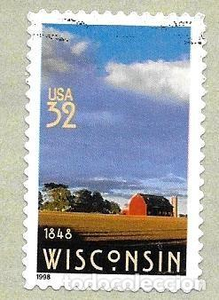 ESTADOS UNIDOS - ADHESIVO (Stamps - International - America - United States)