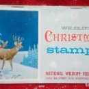 Sellos: WILDLIFE CHRISTMAS STAMPS *NATIONAL WILDLIFE FEDERATION*. Lote 160522094