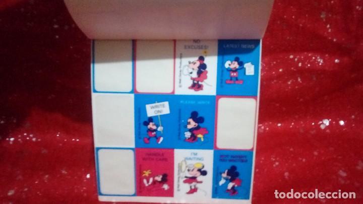 Sellos: USA . Stickers Mickey and Minnie *Postage stickers 59¢* .... Walt Disney . Años 70. - Foto 2 - 160523498