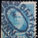 Sellos: UNITED STATES, HAYES, 11 CENTS, AÑO 1901. SIN DENTAR LATERAL... Lote 160873430