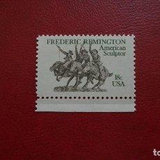 Briefmarken - ESTADOS UNIDOS-1981-Y&T 1356**(MNH) - 164833258