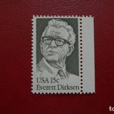 Stamps - ESTADOS UNIDOS-1981-Y&T 1305**(MNH) - 164833658